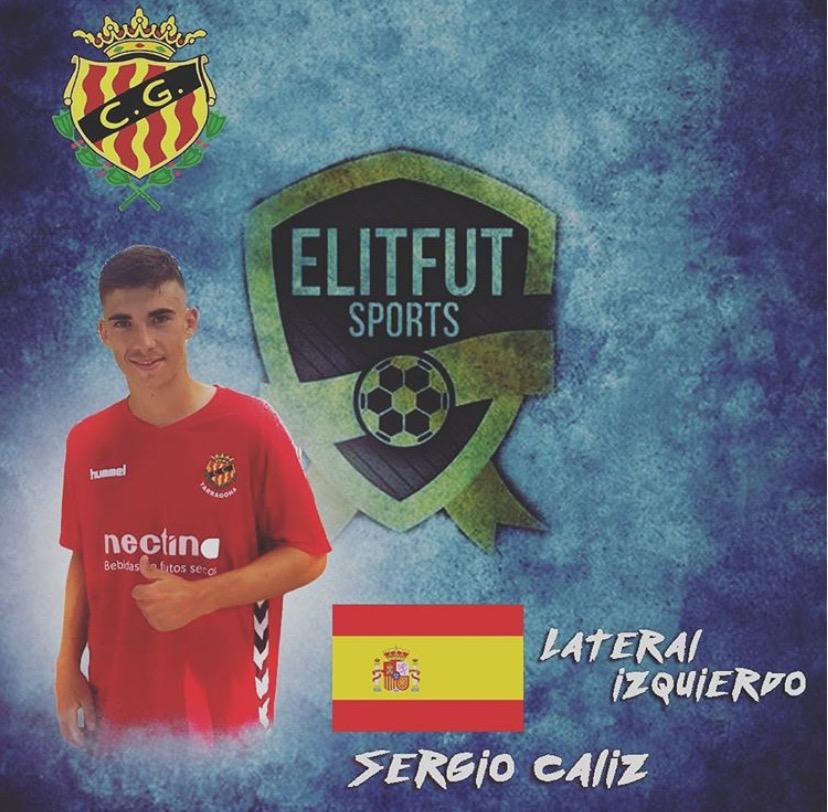 SERGIO CALIZ