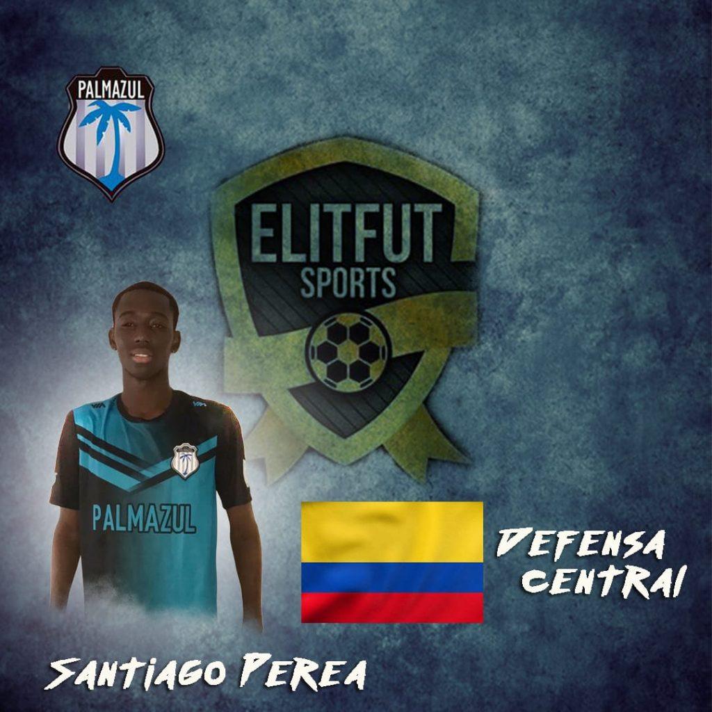 SANTIAGO PEREA